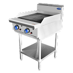 600mm Radiant Char Grill NG with stand |COOKRITE